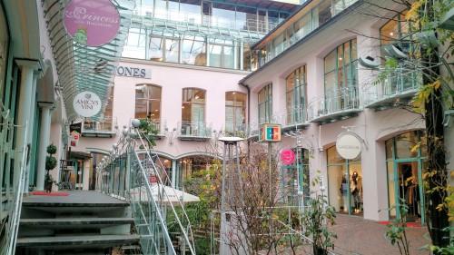 Spirit Yoga Mitte - Rosenhöfe