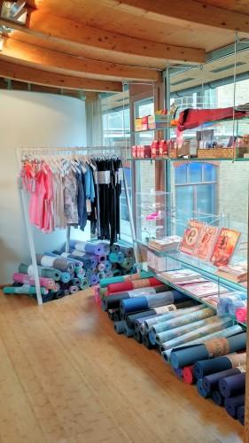 Spirit Yoga Mitte - Store
