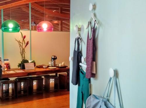 Spirit Yoga Mitte - Warten bei Tee und Obst